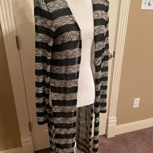 Ambiance long cardigan